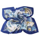 Extra-Large Square Silk Scarves